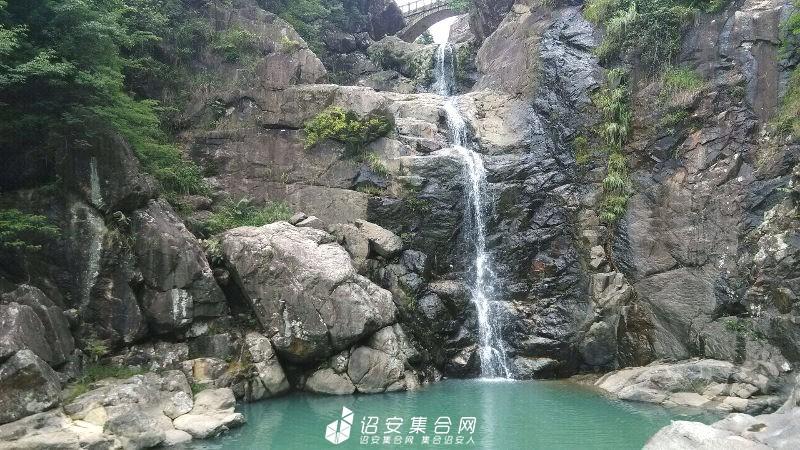 官陂镇龙礤村峡谷美景-诏安集合网 - powered by