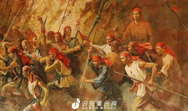 【太平军与诏安县城--下】处理善后,诏安后