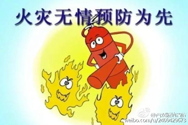 防范火灾,我们能做些什么