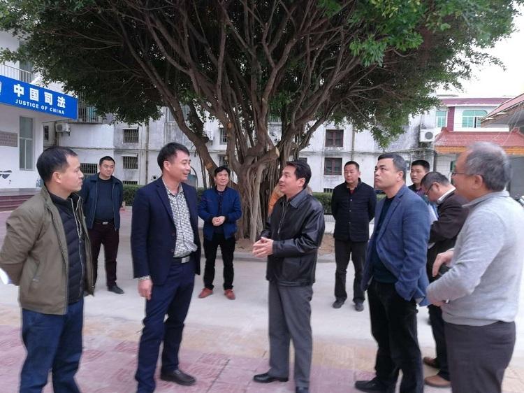 集合县长洪泰伟等县领导到南诏镇调研.jpg